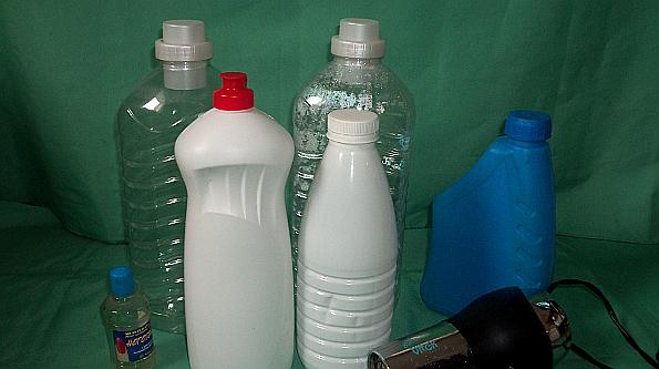 Кукольные домики из... пластиковых бутылок