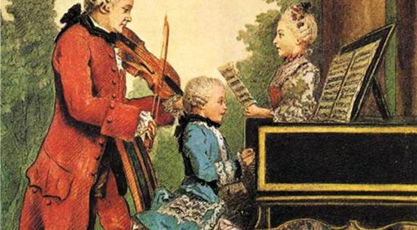 Леопольд и Вольфганг Моцарты. Три истории в письмах