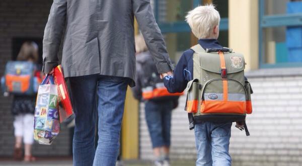 О чем волнуются отцы школьников?