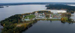 Валдайский Иверский монастырь. Фото: iveron.ru