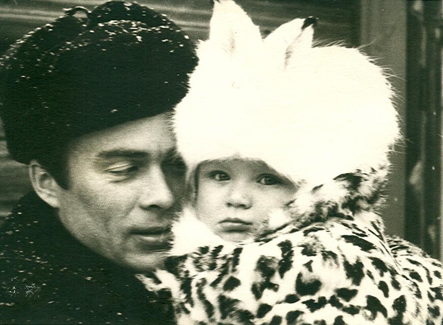 Геннадий Мосин с сыном Алексеем
