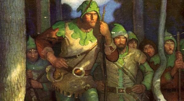 В гостях у сказки. Робин Гуд: правда и ложь и о «благородном разбойники»