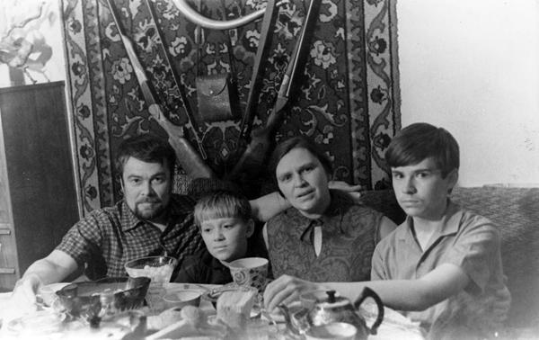Семья Мосиных