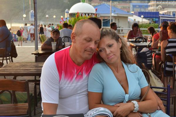 Сергей и Наталья Пятовские
